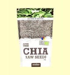 Semillas de Chia Bio - Purasana - 400 gramos ******