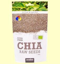 Semillas de Chia Bio - Purasana - 200 gramos