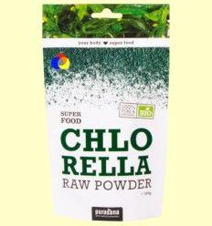 Clorela en polvo - Purasana - 200 gramos