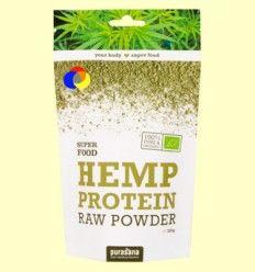 Proteína de Cáñamo en Polvo - Purasana - 200 gramos *