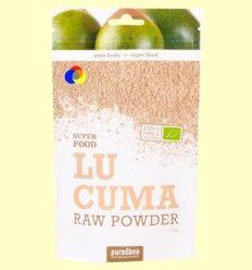 Lúcuma en polvo - Purasana - 200 gramos