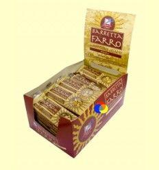 Barrita espelta - bio - La Finestra Sul Cielo - 20 gramos