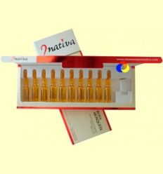 Aceite Puro de Rosa Mosqueta Nativa - Irisana - 10 ampollas