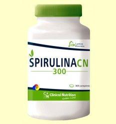 Spirulina - CN Dietéticos - 300 comprimidos