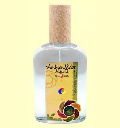 Ambientador Natural Flores Blancas - Tierra 3000 - 100 ml