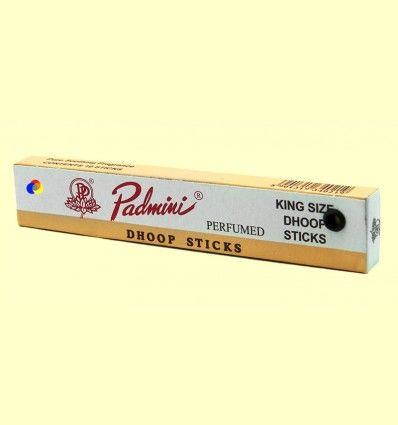 Incienso Dhoop Sticks - Padmini - 10 sticks 12 cm