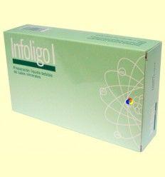 Infoligo I - Oligoelementos - Artesanía Agricola - 20 ampollas