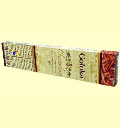 Incienso Chandan - Goloka - 15 gramos