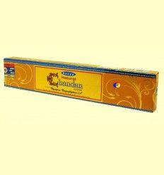 Incienso Chandan Natural - Satya - 15 gramos