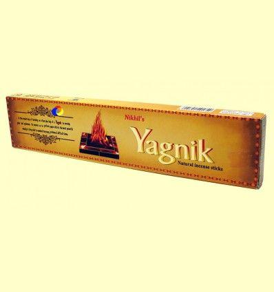 Incienso Nikhil's Yagnik - Goloka - 15 varillas