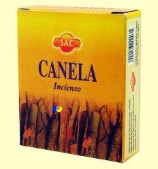 Incienso Canela - SAC - 10 conos