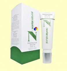 Protector Solar Factor 40 - Cosmética Solar - Soria Natural - 40 ml
