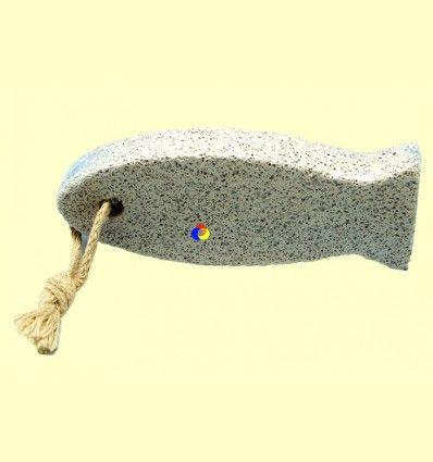 Piedra Pomez forma pez - Tierra 3000