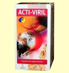Acti-Viril - Lusodiete - 100 cápsulas