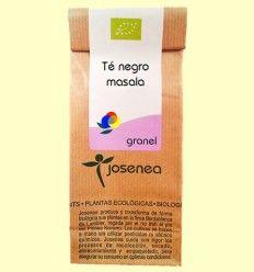 Té Negro Masala - Josenea - 75 gramos