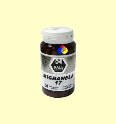 Migranela 17 - Nale Laboratorios - 60 cápsulas *