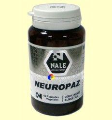 Neuropaz - Laboratorios Nale - 60 cápsulas *