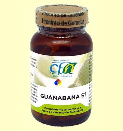 Guanábana (Graviola) - CFN Laboratorios - 60 cápsulas *