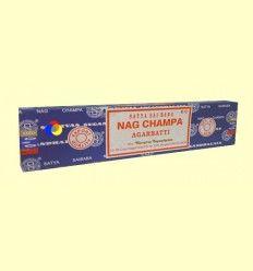 Nag Champa - Shrinivas Sugandhalaya - 40 gramos