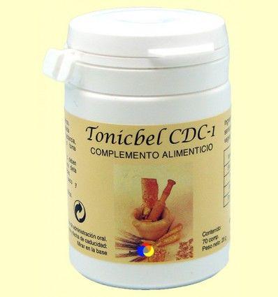 Tonicbel CDC-1 - Bellsolá - 70 comprimidos