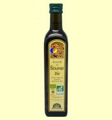 Aceite de Sésamo Bio - Eco Salim - 500 ml