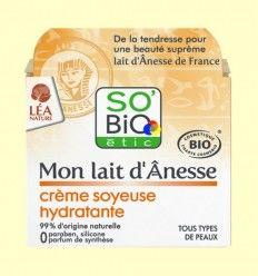 Crema Hidratante Mon Lait D'Anesse - So'Bio êtic - 50 ml