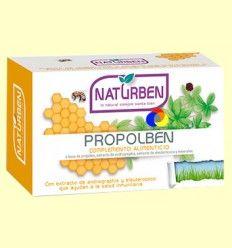 Propolben - Sistema Inmunitario - Naturben - 60 comprimidos