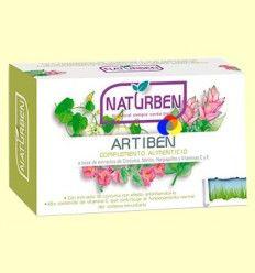 Artiben - Antiinflamatorio - Naturben - 60 comprimidos
