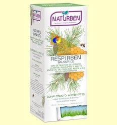 Respirben Balsámico - Naturben - 250 ml