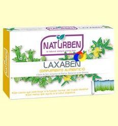 Laxaben - Regulador intestinal - Naturben - 30 comprimidos