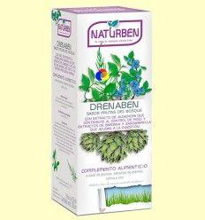 Drenaben Frutas del Bosque - Naturben - 250 ml