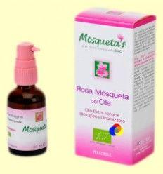 Aceite Rosa Mosqueta Bio - Italchile - 15 ml