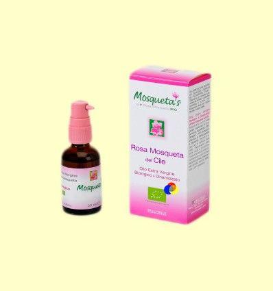 Aceite Rosa Mosqueta Bio - Italchile - 50 ml