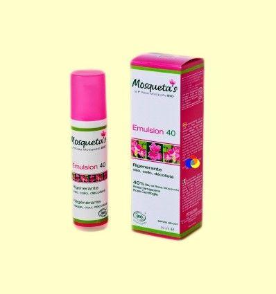 Crema Emulsión 40 Bio - Italchile - 50 ml