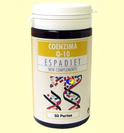 Coenzima Q10 - Antioxidante - Espadiet - 50 cápsulas