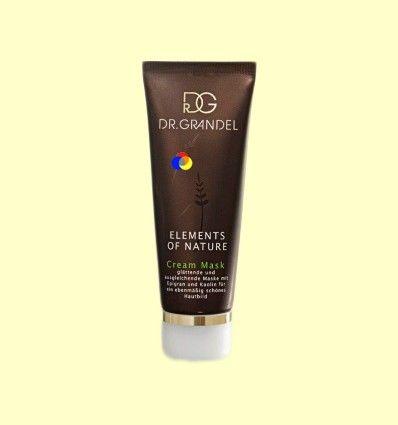 Cream Mask Bio Elements of Nature - Santiveri - 75 ml