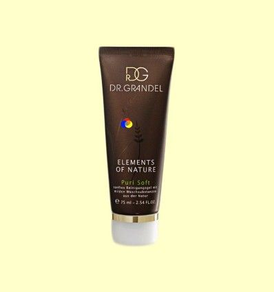 Gel Puri Soft Bio Elements of Nature - Santiveri - 75 ml