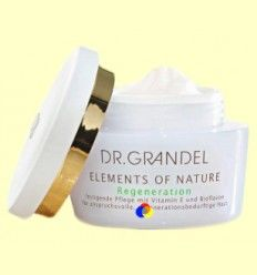 Crema Regeneration Bio Elements of Nature - Santiveri - 50 ml