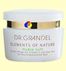 Crema Soft Bio Elements of Nature - Santiveri - 50 ml