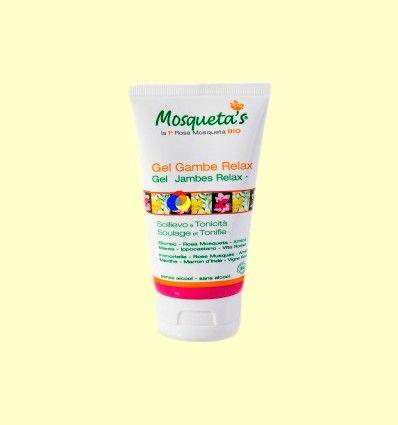 Gel Piernas Elicrisia Relax Bio - Italchile - 150 ml