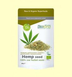 Cáñamo Polvo Proteina Bio - Biotona - 300 gramos