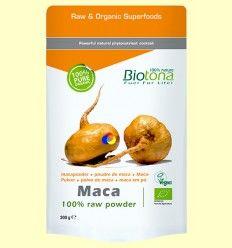 Maca polvo Bio - Biotona - 200 gramos