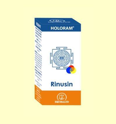 Holoram Rinusin - Equisalud - 60 cápsulas