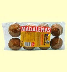 Madalenas Integrales con Maltitol - La Campesina - 300 gramos