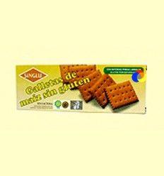 Galletas de Maíz sin Gluten - Singlu - 170 gramos