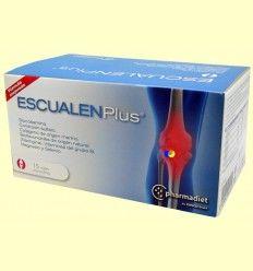 Escualen Plus - 15 viales - Pharmadiet