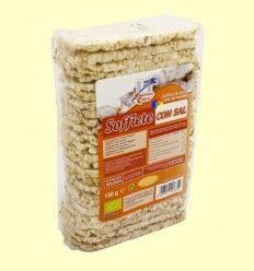Tortitas de arroz con sal - La Finestra Sul Cielo - 130 gramos