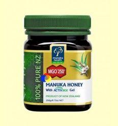 Miel de Manuka MGO 250+ & ACTIValoe Aloe Vera Gel Manuka Honey - Manuka World - 250 gramos ******
