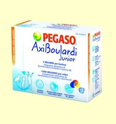 Axiboulardi Junior - Pegaso - 14 sobres
