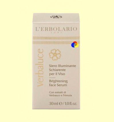 Suero Iluminador para el Rostro Verbaluce - L'Erbolario - 30 ml